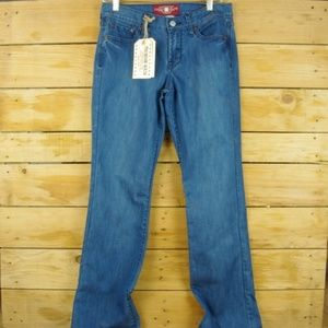 Lucky Sweet N Low Boot Cut Mid-Rise Jeans